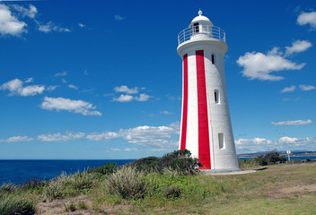 Mersey Bluff Lighthouse, Tasmania Australia