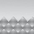 brushed metal mosaic background