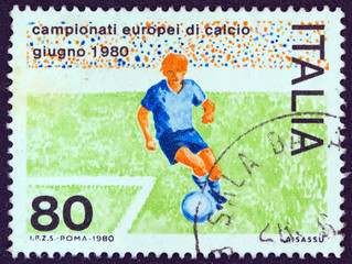 Football player (Italy 1980)