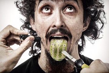cyber tongue checkup