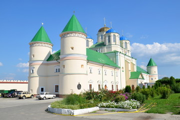 Межиричский Свято-Троицкий мужской монастырь (15-17 век)
