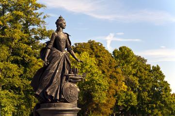Sophie Auguste Friederike - Katharina die Große II. von Russland