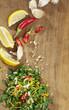 Italian Gremolata - fresh spice mix