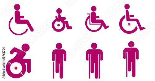 Disabled persons