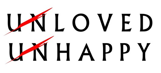 its simple, love leads to happiness