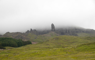 Ecosse Skye Old Man of Storr 5