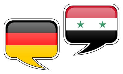 Deutsch-Syrische Gespräche