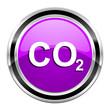 carbon dioxide icon