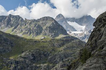Rifugio tra i monti