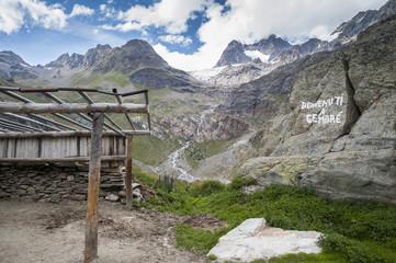 Vallata alpina