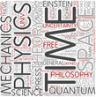 Philosophy of physics Word Cloud Concept