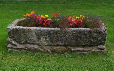 Blumentrog