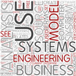 Systems analysis Word Cloud Concept