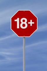 Eighteen Plus