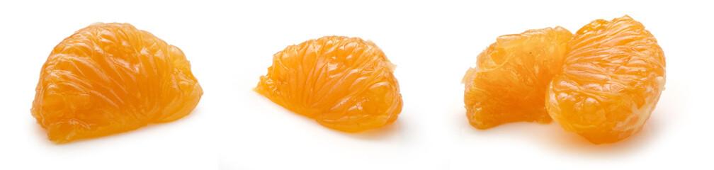 Tangerines lobule