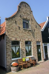 Traditional Dutch house