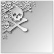 Totenkopf Tod Kopf Skull Wallpaper Hintergrund Background