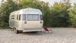Traditional American caravan - 55978751