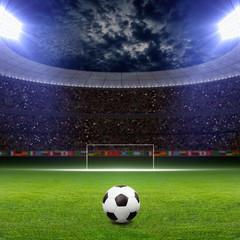 Soccer stadium © Ig0rZh