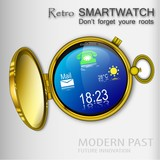 Retro Smartwatch