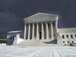 US Supreme Court Thunderstorm Washington DC