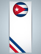 Cuba Country Set of Banners
