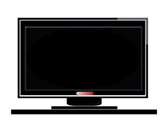 Televisión extraplana