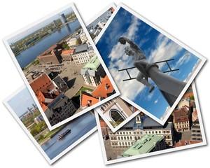 Riga Collage