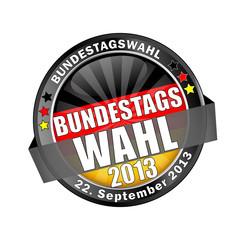 Icon Button Bundestagsswahl 2013