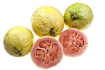 Pink Guava Fruit