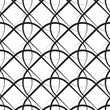 Geometric Monochrome Pattern