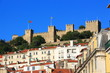 Castle of São Jorge Lisbon Portugal
