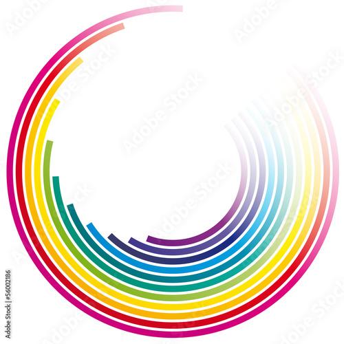 Farbkreis - Logo