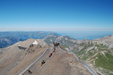 Piz Gloria Viewpoint