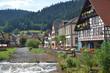 Schiltach river