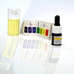 Acid acidic water test ph reagent