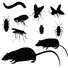 Pests set