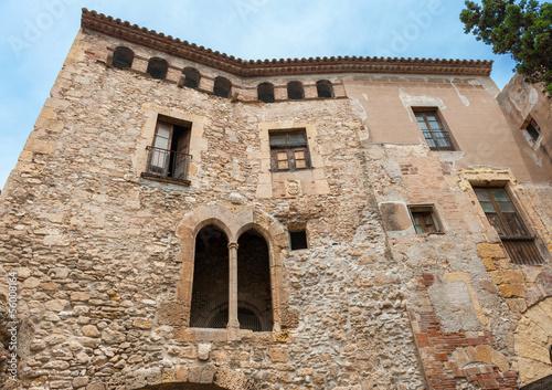 Old medieval building