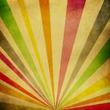 Vintage Sunbeams Background - 56008776