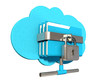 Cloud file lock
