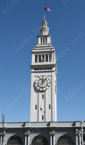 San Francisco Clock Tower
