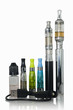 Electronic cigarette, atomizer, liquid flavour and charger
