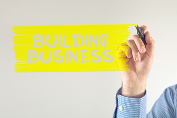Building business note