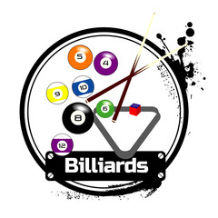 stamp billiards