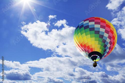 Fotobehang Ballon ballon