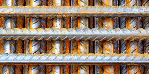 Construction steel reinforcement