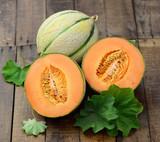 Melone, Holz
