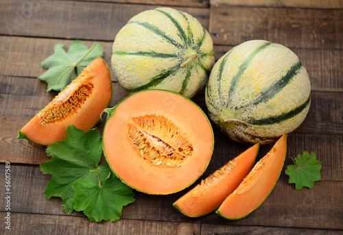 Melone, Brett