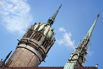 Schlosskirche Allerheiligen in Wittenberg