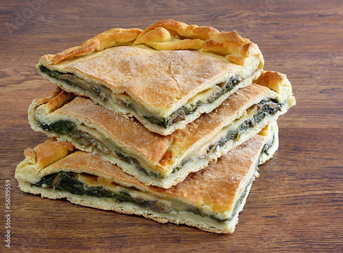 Impanata siciliana
